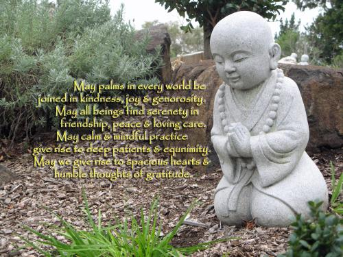 Nan Tien Temple statues, Photos and buddhist sayings added by Jack.